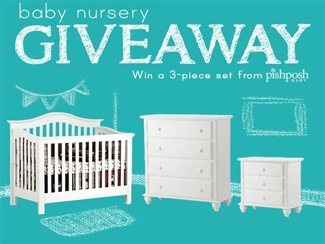 Sofa Giveaway - enter the pishposhbaby furniture giveaway