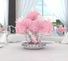 centerpiece for baby shower baby shower center pieces favors ideas