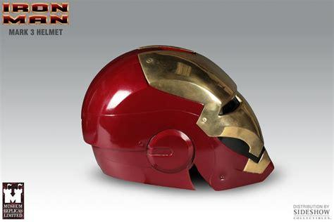 cool stuff iron man prop replica helmets film