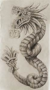 25 best ideas about quetzalcoatl tattoo on pinterest
