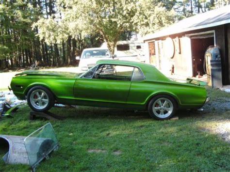 buy   mercury cougar pro touring car
