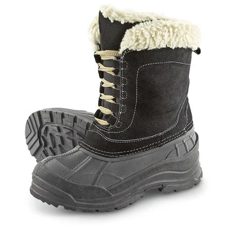 womans snow boots s northside 174 200 gram snow boots black 184396