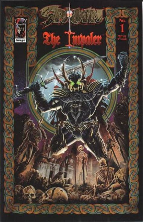 Komik Spawn The Impaler Set 1 3 spawn the impaler vol 1 1 image comics database fandom powered by wikia