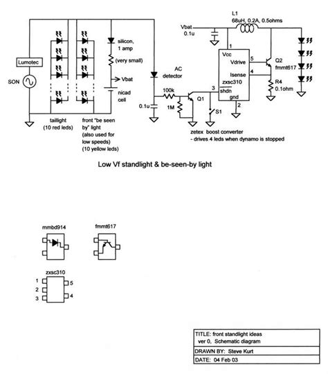 cree wiring diagram