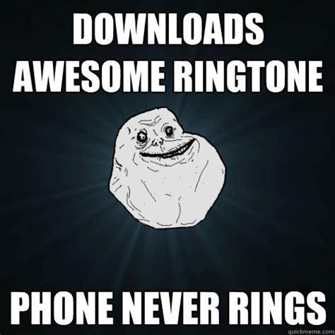 Meme Ringtones - downloads awesome ringtone phone never rings forever