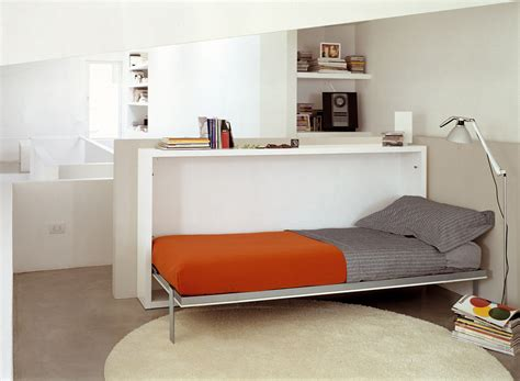Folding Desk Bed Bed Desk Combos Save Space And Add Interest To Small Rooms