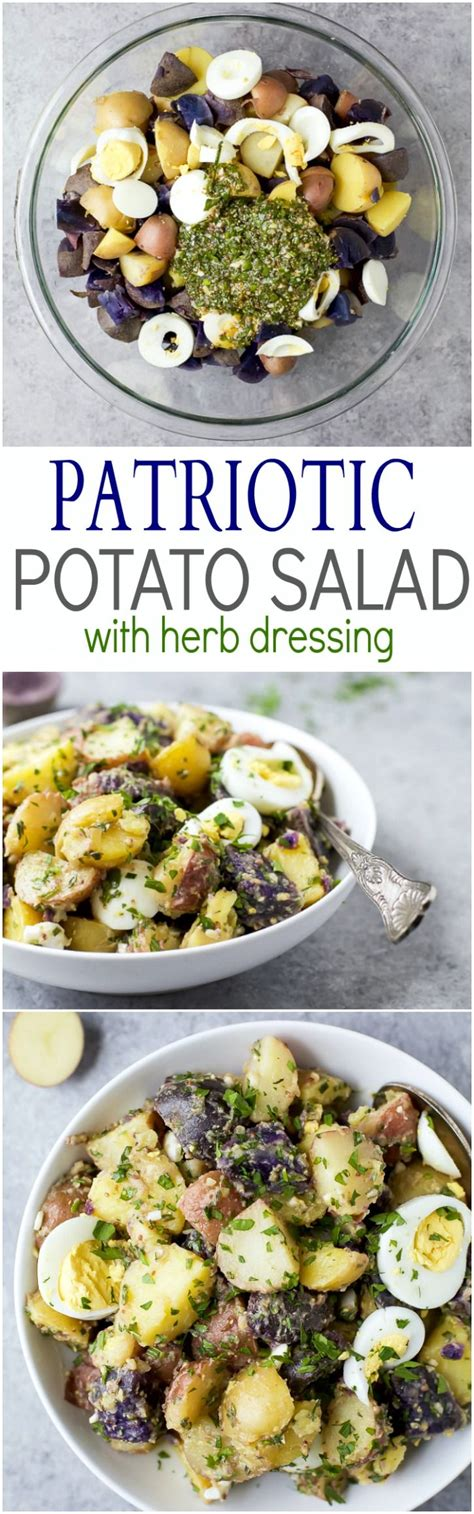 Simple Side Salad With Herbs Chagne Vinaigrette by Best 25 Light Potato Salads Ideas On Green