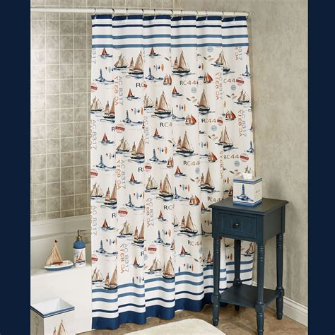 sailboat shower curtain sailboat shower curtains shower curtain sailboat shower