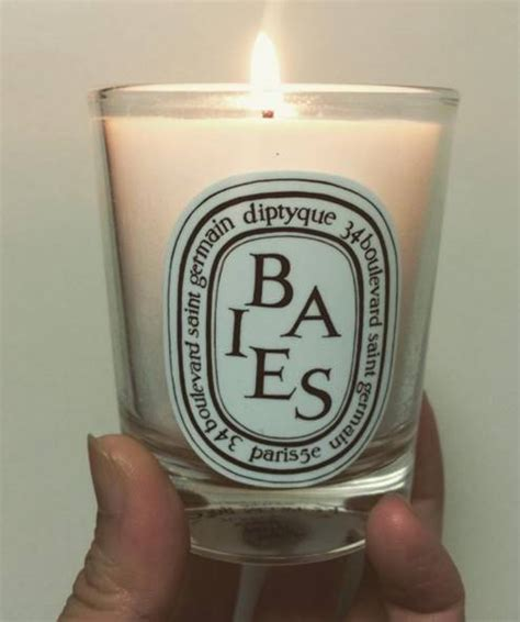 diptyque candele diptyque baies scented candle reviews candle frenzy