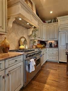 distressed white kitchen cabinets kitchen