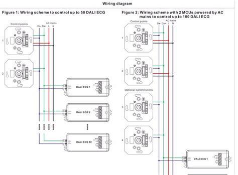 dali dimming wiring diagram dmx wiring diagram wiring