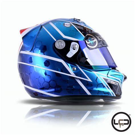 liquid design helmet 2018 nec international autosports show arai helmet lcd
