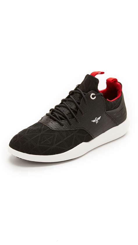 creative sneakers creative recreation deross sneakers in black for