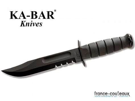 ka bar 1212 kabar 1212 usa fighting noir couteaux