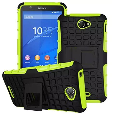 Sony Xperia Z5 Premium Rugged Armor Stand Hardcase Softcase Cover 10 best cases for sony xperia z5