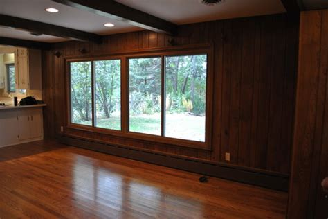 what color to paint wood paneling what color to paint wood paneling in family room