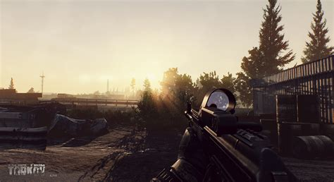 Escape From Tarkov Giveaway - escape from tarkov showcased in new batch of screenshots
