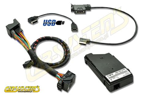 Car Aux Port Kit by Vw Media In Mdi Kit Usb Adapter Retrofit For Cars