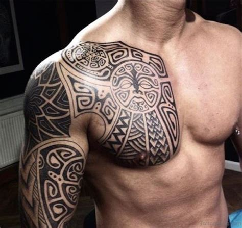 tattoos for chest men 50 fantastic chest tattoos for