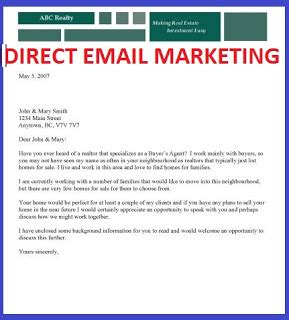 Email Marketing Blog Direct Mail Marketing Caign Plan Template