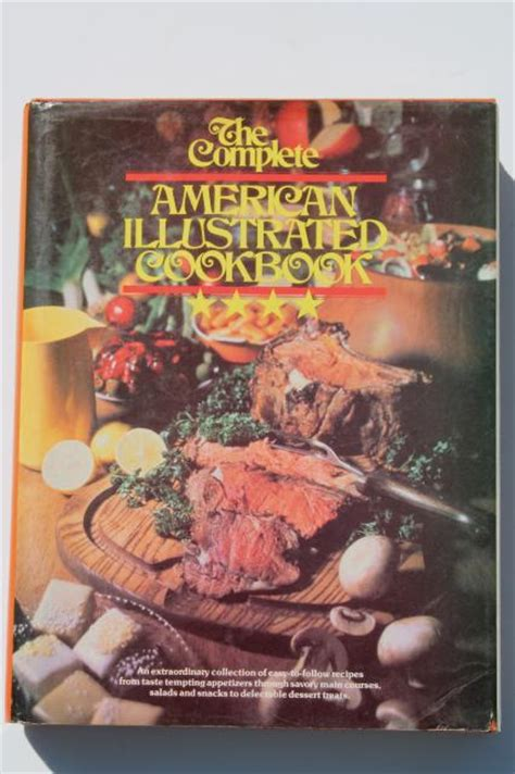 retro 70s 80s vintage cookbooks, New McCall's Cook Book