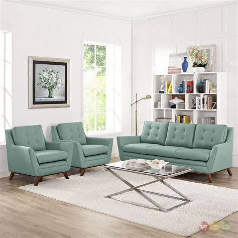 tufted living room set beguile contemporary 3pc button tufted fabric living room set laguna