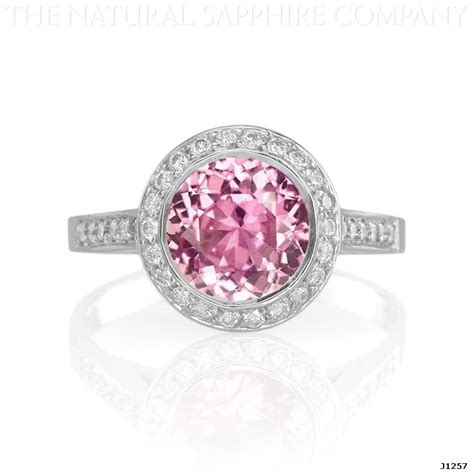 Pink Engagement Ring by Buy Affordable Inexpensive Pink Sapphire Engagement Rings