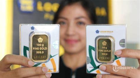 2 Gr Gram Gold Bar Logam Mulia Lm Emas Batangan Antam Sertifikat harga emas antam hari ini seo rajawali