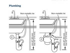 how to install and remove a dishwasher ben franklin plumbing