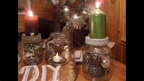 Adventskranz Basteln Ideen 5984 by Diy 3 Kerzenst 228 Nder Deko Gl 196 Ser Adventskranz Weihnachts