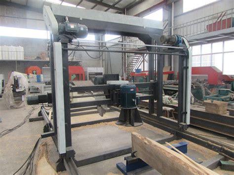 Wood Working Circular Sawmill Twin Blade Angle Sawmill For