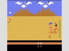 Custer's Revenge (Atari 2600) - online game | RetroGames.cz Atari 2600 Emulator Download