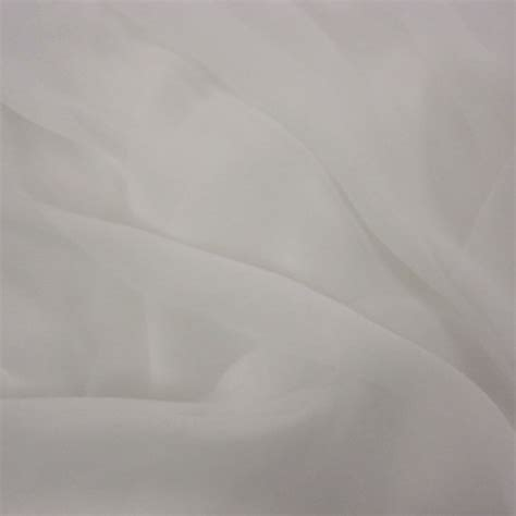 Black Hycon hycon polyester chiffon fabric uk