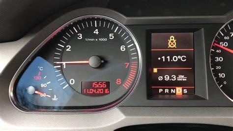 Audi A6 Multitronic Probleme by Audi A6 4f 2 4 V6 Multitronic Problem