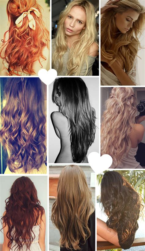 easy diy hairstyles for long curly hair diy daily hairstyles with wavy hair extensions vpfashion