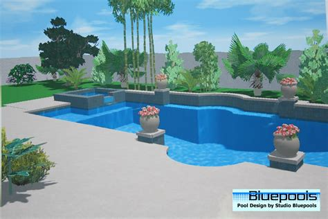 House Plans With Indoor Pools geometric pools designs pool design and pool ideas nurani