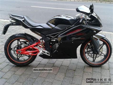 125er Sport Motorrad by 2009 Megelli Sportbike 125 R Moto Zombdrive