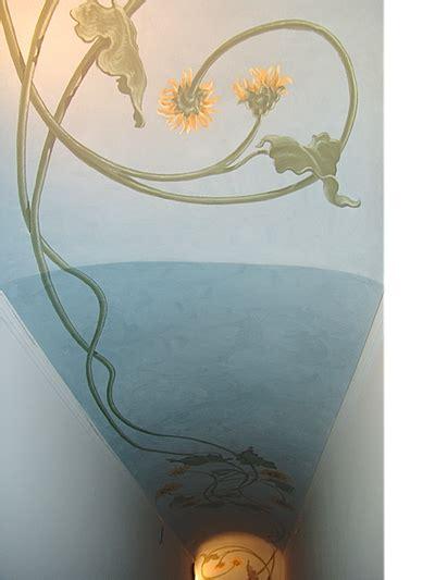 soffitto decorato soffitto decorato palazzo dei girasoli loano sv