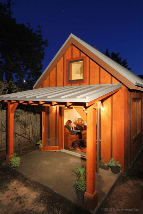 backyard tiny house berkeley backyard cottage open house