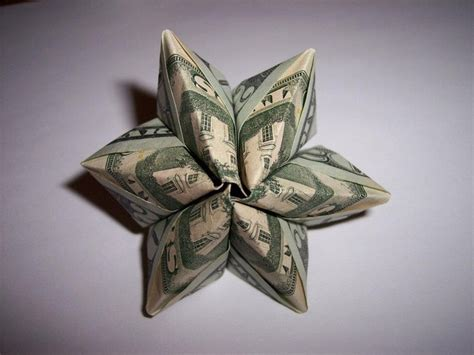 Cool Money Origami - best 25 money origami ideas on origami with