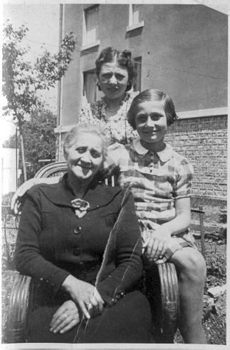 Bloch, Simone née Gintzburger