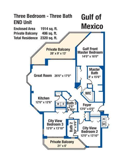 3 bedroom condo floor plan adorable 30 condo floor plans 3 bedroom inspiration of