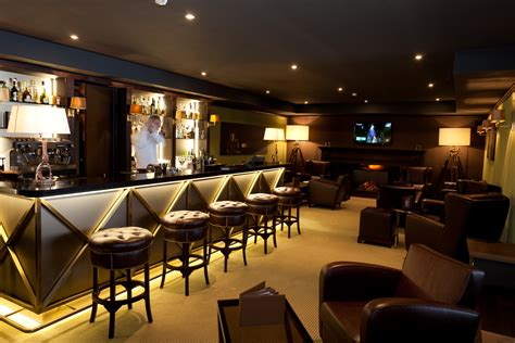 With Lounge by B R Le Bar Lounge Crans Montana Hotel Hotel Royal In
