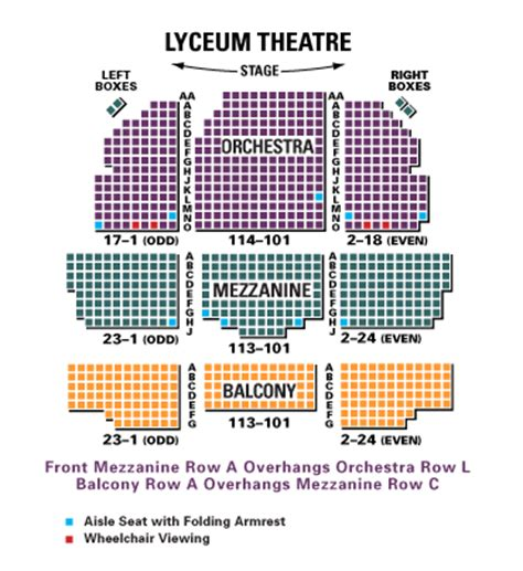lyceum theatre floor plan 28 lyceum theatre floor plan the lyceum theatre