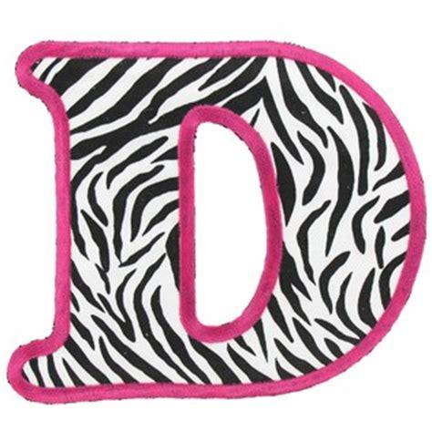 printable zebra striped letters zebra print letters printable cliparts co