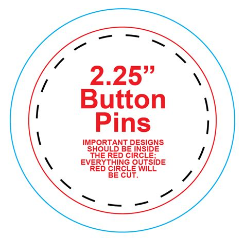 7 Best Photos Of Button Design Template 2 1 4 Button Template Button Pin Template And 2 Inch 2 1 4 Button Template