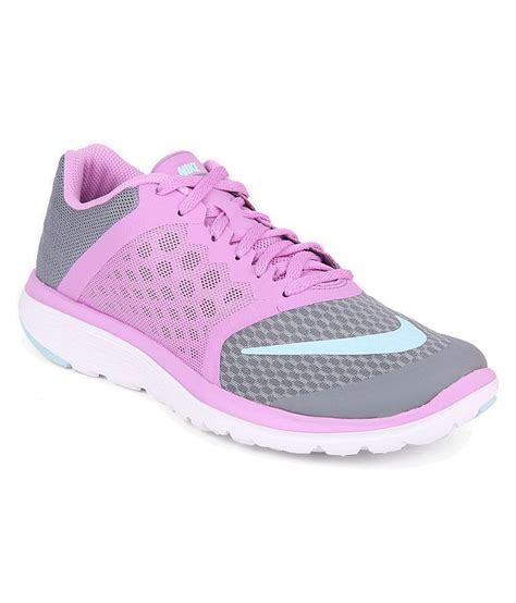 nike pink and grey running shoes price in india buy nike