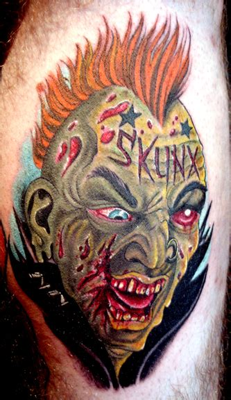 punk rock tattoo designs images designs