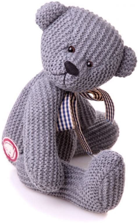 knitted teddy bears knitty knitted teddy free delivery