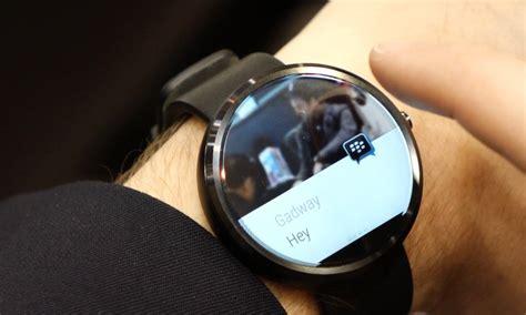 Smartwatch Blackberry blackberry needs to make a smartwatch